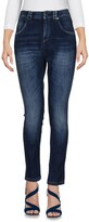 Tramarossa Denim pants - Item 42578684
