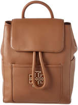 Tory Burch Britten Leather Backpack