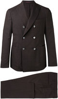 The Gigi - double breasted suit - men - Virgin Wool/Mohair/Acetate/Viscose - 50