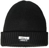 adidas Originals Utility II Beanie (Black/White) Caps