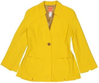 Christian Lacroix Yellow Jacket for Women Vintage