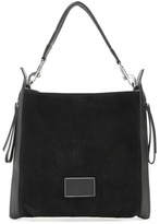 Marc by Marc Jacobs Hobo Suede Shoulder Bag