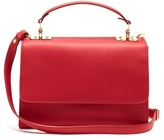 Sophie Hulme Parker medium leather shoulder bag