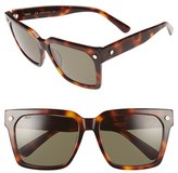 MCM Women's 57Mm Sunglasses - Black Visetos