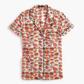 J.Crew Pajama top in watermelon print