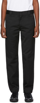 Carhartt Work In Progress Black Master Trousers