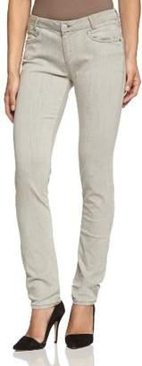 Cross Women's Skinny/Slim Fit Jeans - Grey - W26