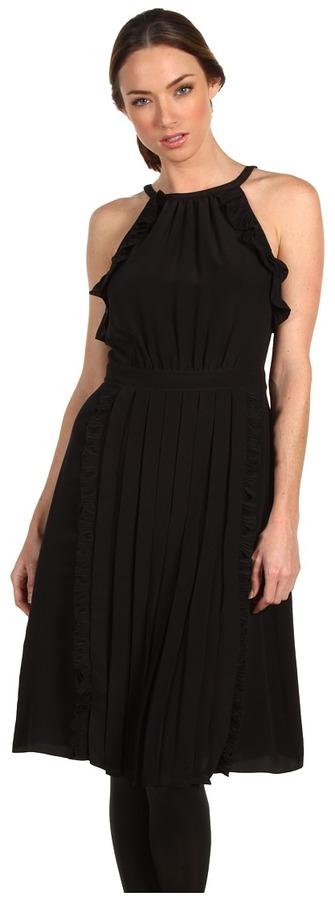 Tibi Dress (Black) - Apparel
