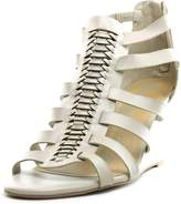 American Rag Amelia Women US 7.5 Gray Wedge Sandal