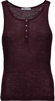 Alexander Wang Ribbed wool tank
