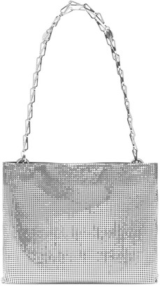 Paco Rabanne Pixel 1969 mesh shoulder bag