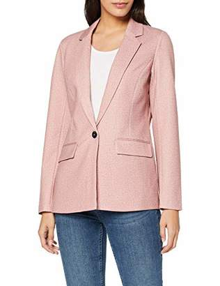 Tom Tailor Casual Women's Moderner Suit Jacket,(Size of : Medium)