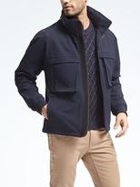 Banana Republic Water-Repellent Modern Four-Pocket Jacket