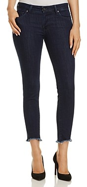Mavi Jeans Adriana Ankle Skinny Jeans in Rinse Tribeca