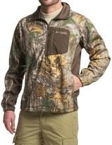 Columbia Stealth Shot III Fleece Shirt - Zip Neck, Long Sleeve (For Men)