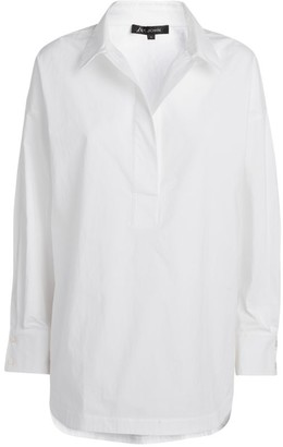 St. John Tunic Cotton Shirt