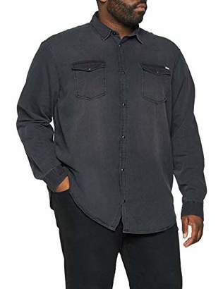 Jack and Jones Men's Jjesheridan Shirt L/s Ps Noos Casual,XXXXX-Large