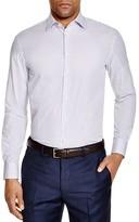 Armani Collezioni Check Regular Fit Button-Down Shirt