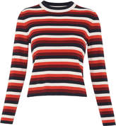 Whistles Madison Multi Stripe Knit