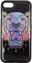 Kenzo Black Limited Edition Northern Lights Tiger Iphone 7 Case