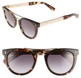 Bobbi Brown Women's The Woodson 48Mm Gradient Sunglasses - Black
