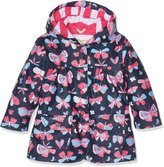 Hatley Big Girls' Classic Printed Raincoat