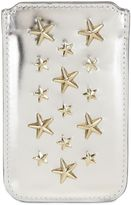 Jimmy Choo Trent Mirror Leather Iphone 4 Case