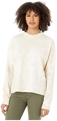 Richer Poorer Relaxed Long Sleeve Pullover (Washed Out) Women's Clothing