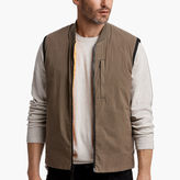 James Perse Cotton Nylon Down Vest