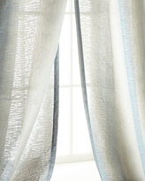 "Dian Austin Couture Home Each 54""W x 108""L Encore Stripe Curtain"