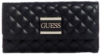 GUESS QD669166BLA Kamryn Tri-Fold Wallet