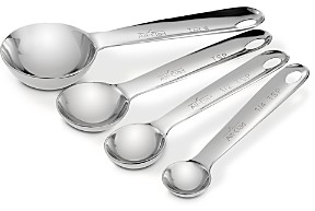 All-Clad Stainless Steel Measuring Spoon Set