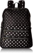 Le Sport Sac Functional Backpack, Sun/Multi/Black/Brown Calf