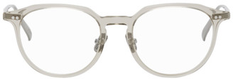 Raen Grey and Gunmetal Reeve Glasses