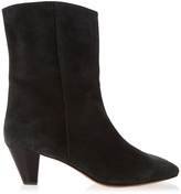 Isabel Marant Dyna suede ankle-boots