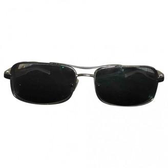 Prada Blue Metal Sunglasses