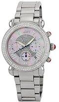 "JBW Women's JB-6210-160-C ""Victory"" Diamond Chronograph Watch"