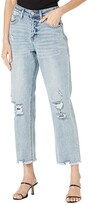 Thumbnail for your product : Rock and Roll Cowgirl High-Rise Cropped in Light Vintage WSC8231
