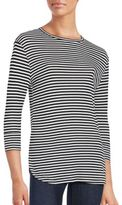 C&C California Isah Striped Top