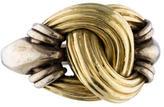Lagos Signature Caviar Knot Ring