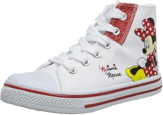 Disney Star Minnie min3336/31/RFabric Shoes