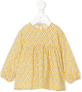 Il Gufo floral tunic top - kids - Cotton - 12 mth
