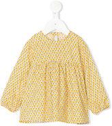 Il Gufo floral tunic top