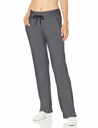 Calvin Klein Women's Thermal Wide Leg Pant