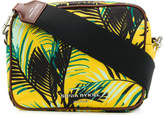 Sonia Rykiel palm print camera bag