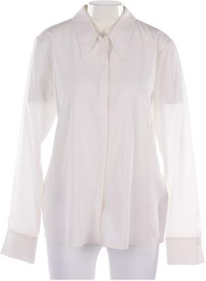 Schumacher Dorothee White Wool Top for Women
