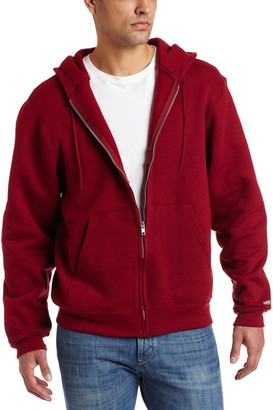 MJ Soffe SOFFE Men's Training Fleece Zip Hood Sweatshirt