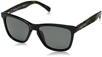 Pepper's Unisex-Adult Black Sands MP4601-41 Polarized Wayfarer Sunglasses