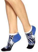 Hue Plaid No Show Socks- Pack of 2