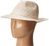 Vince Camuto Cotton Slub Yarn Panama Caps